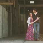 cockatoo island couple engagement photography