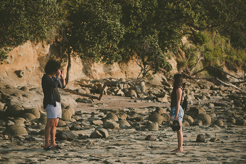 Waiheke island wedding photographer