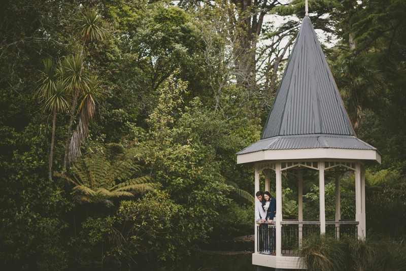 Wellington botanics wedding photography