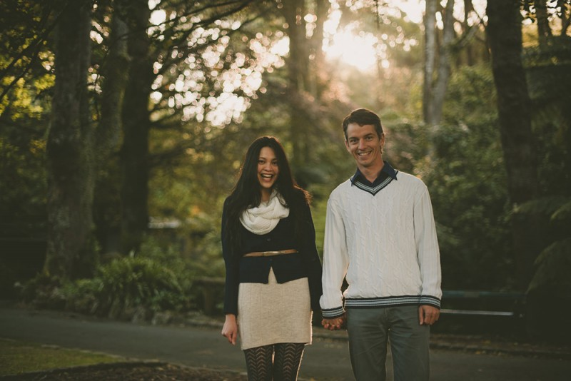 beautiful couples engagement photography
