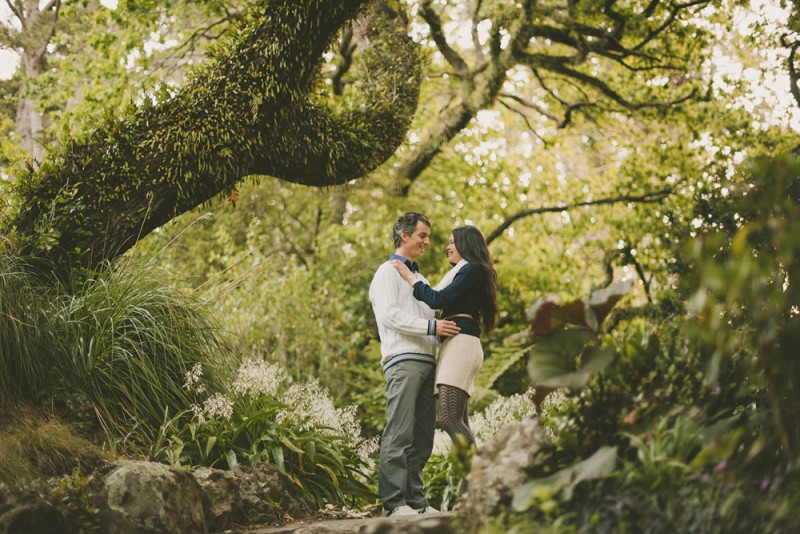 Wellington botanics wedding photographer