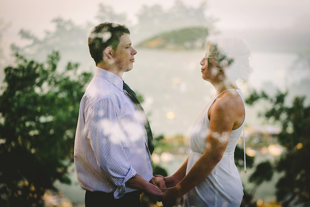 Whitsundays elopement photography peppers wedding