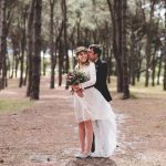 Centennial Parklands Pine Forest Wedding photographer whimsical love